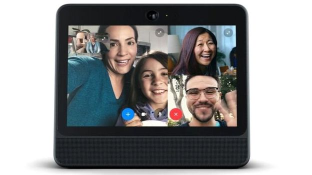 What can the facebook portal do