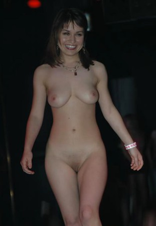 Helps wife strip nude on amateur night