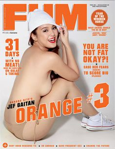 Photos of fhm philippines nude