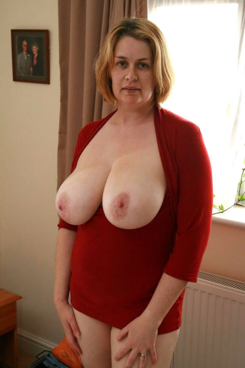 Busty amateur middle aged female porn