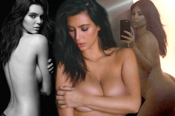 Kardashian sisters nude pictures